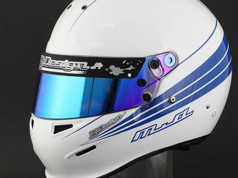 4176583f Casque Bell RS3 Pro Maxime Andrieu
